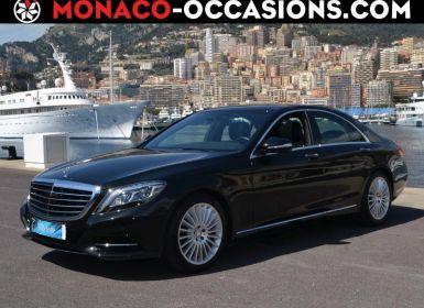 Voiture Mercedes Classe S 350 BlueTEC 7G-Tronic Plus Occasion