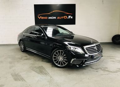 Achat Mercedes Classe S 350 BLUETEC A PACK S65 AMG Occasion