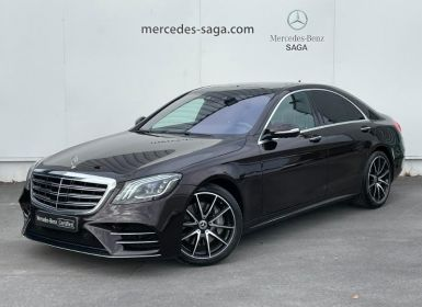Achat Mercedes Classe S 350 d 286ch Fascination 9G-Tronic Euro6c Occasion