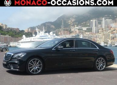 Achat Mercedes Classe S 350 d 286ch Fascination L 9G-Tronic Euro6d-T Occasion