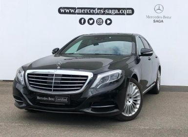 Vente Mercedes Classe S 350 d Executive 4Matic 9G-Tronic Occasion