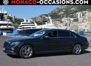 Vente Mercedes Classe S 350 d Fascination L 4Matic 9G-Tronic Occasion