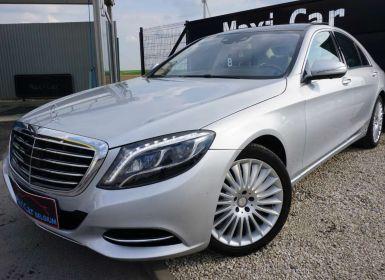 Vente Mercedes Classe S 350 d - Full Options - Toit pano - Burmester - EURO 6 Occasion