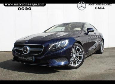 Achat Mercedes Classe S 400 4Matic 7G-Tronic Plus Occasion