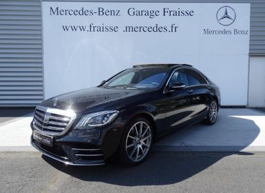 Vente Mercedes Classe S 400 d 340ch Fascination 4Matic 9G-Tronic Euro6c Occasion