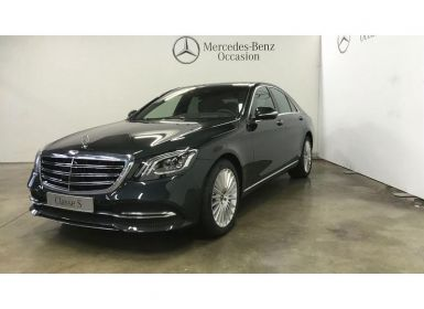 Voiture Mercedes Classe S 400 d 340ch Fascination 4Matic 9G-Tronic Euro6d-T Neuf