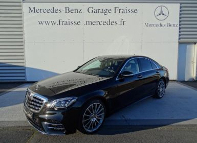 Achat Mercedes Classe S 400 d 340ch Fascination 4Matic 9G-Tronic Euro6d-T Occasion