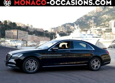Achat Mercedes Classe S 400 d 340ch Fascination L 4Matic 9G-Tronic Euro6c Occasion
