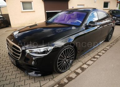 Vente Mercedes Classe S 400 d 4MATIC L AMG Line, Pack Business Class, AR First Class, Roues AR directrices Occasion