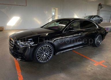 Mercedes Classe S 400 d 4MATIC L AMG Line, Pack Exclusif, Pack Business Class, Sièges AR First Class, Roues AR directrices, Réfrigérateur