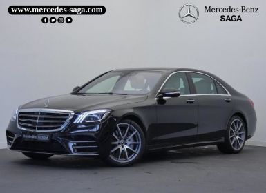 Mercedes Classe S 450 367ch EQ Boost Fascination L 4Matic 9G-Tronic Euro6d-T Occasion