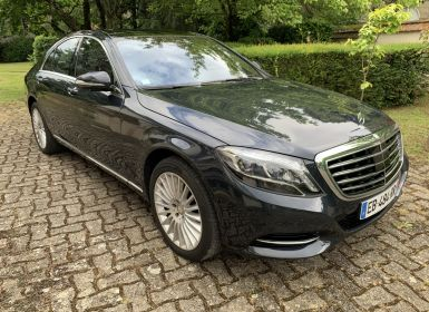 Achat Mercedes Classe S 500 4 Matic Executive Occasion