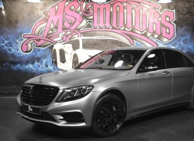 Voiture Mercedes Classe S 500 4 MATIC L Occasion