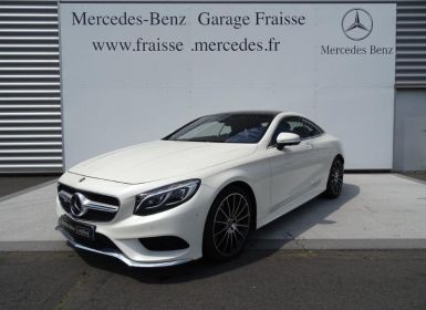 Achat Mercedes Classe S 500 4Matic 9G-Tronic Occasion