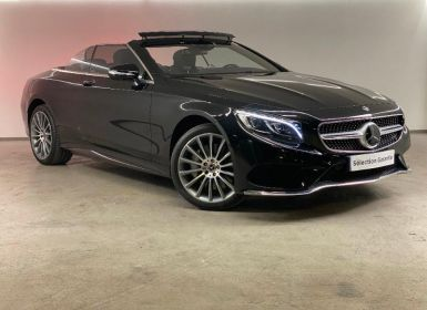 Vente Mercedes Classe S 500 9G-Tronic Occasion