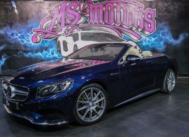 Vente Mercedes Classe S 500 AMG CABRIOLET Occasion
