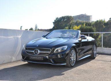 Vente Mercedes Classe S 500 Cabriolet Leasing