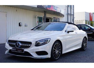 Vente Mercedes Classe S 500 cabriolet Executive BVA Occasion