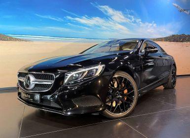 Vente Mercedes Classe S 500 Coupé 455pk automaat 4Matic - Leder - Panodak - LED Occasion