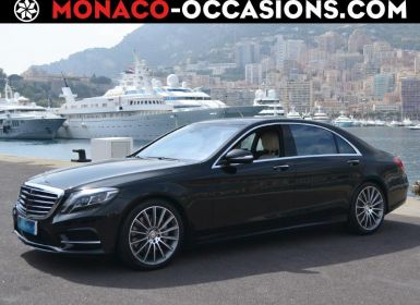 Achat Mercedes Classe S 500 Executive L 4Matic 9G-Tronic Occasion