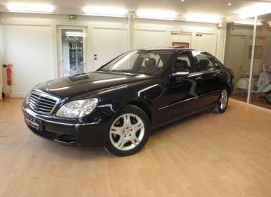 Vente Mercedes Classe S 500 L BVA 4 MATIC Occasion