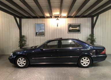 Achat Mercedes Classe S 500 LIMOUSINE 306 CV BVA Occasion