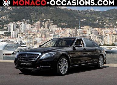 Vente Mercedes Classe S 500 Maybach 4Matic Occasion