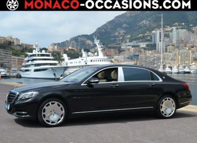 Voiture Mercedes Classe S 500 Maybach 4Matic 9G-Tronic Occasion