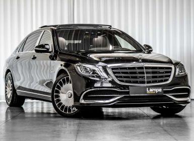 Vente Mercedes Classe S 560 Maybach Massage 3X TV HUD ACC Burmester Panodak Occasion
