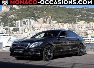 Vente Mercedes Classe S 600 L 7G-Tronic Plus Occasion