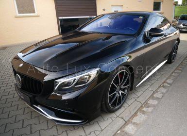 Vente Mercedes Classe S 63 4MATIC Coupé Pack Exclusif, Distronic, Affichage tête haute, Caméra 360°, Keyless-Go, MALUS INCLUS Occasion