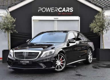 Mercedes Classe S 63 AMG | LANG | 4-MATIC | FULL OPTION | Occasion