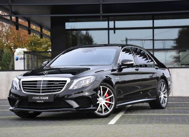 Vente Mercedes Classe S 63 AMG 4M Lang Occasion