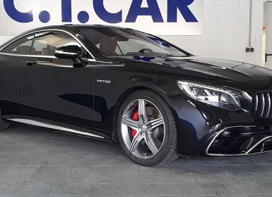 Achat Mercedes Classe S 63 AMG 4Matic+ Occasion