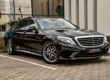 Voiture Mercedes Classe S 63 AMG 4Matic Occasion