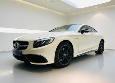 Achat Mercedes Classe S 63 AMG 4Matic Speedshift MCT AMG Occasion