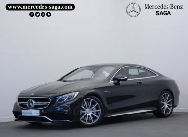 Vente Mercedes Classe S 63 AMG 4Matic Speedshift MCT AMG Occasion
