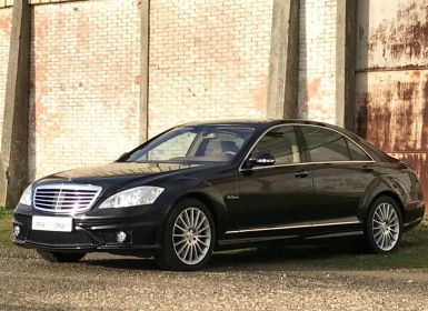 Achat Mercedes Classe S 63 amg L Occasion