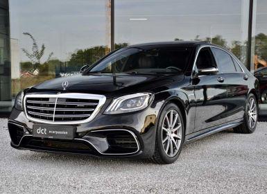 Vente Mercedes Classe S 63 AMG L Nightvision Exclusive Plus RearEntertain Pano Occasion