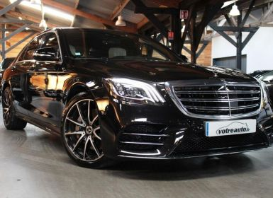 Acheter Mercedes Classe S 7 VII (2) 350 D EXECUTIVE 4 MATIC 9G-TRONIC Occasion