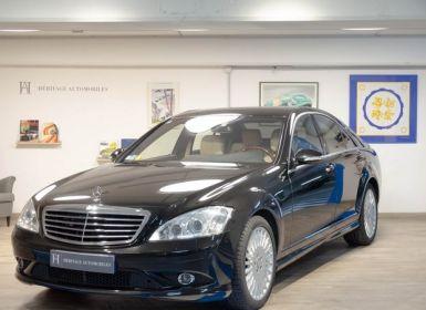 Vente Mercedes Classe S – Benz S500 4MATIC Occasion