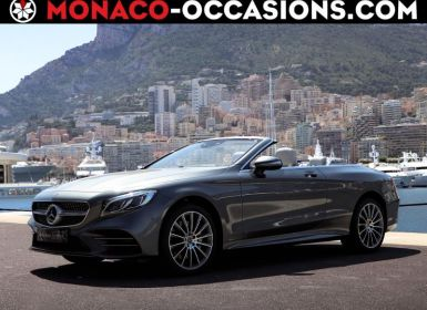 Mercedes Classe S Cabriolet 560 AMG Line Occasion