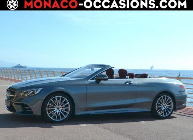 Vente Mercedes Classe S Cabriolet 560 AMG Line 4MATIC Occasion