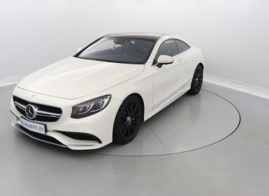 Vente Mercedes Classe S COUPE 63 AMG 4-MATIC 585 CV 7G-TRONIC Occasion