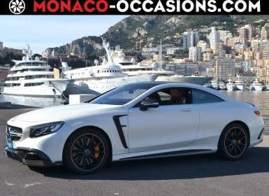 Acheter Mercedes Classe S Coupe 63 AMG 4Matic Occasion