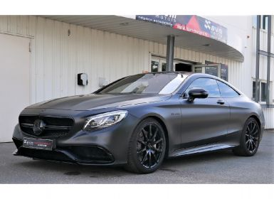 Mercedes Classe S COUPE 63 Mercedes-AMG 4-Matic A Occasion