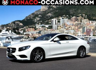 Achat Mercedes Classe S Coupe/CL 500 4Matic 9G-Tronic Occasion
