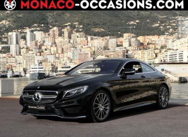 Vente Mercedes Classe S Coupe/CL 500 4Matic 9G-Tronic Occasion