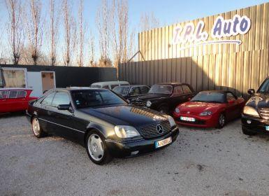 Mercedes Classe S COUPE/CL 500 CL