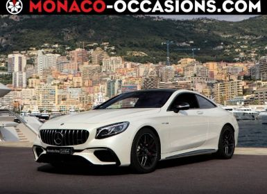 Vente Mercedes Classe S Coupe/CL 63 AMG 4MATIC+ Speedshift MCT AMG Occasion